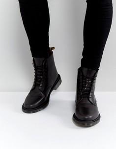 Ботинки с 8 парами люверсов Dr Martens Eldritch - Черный