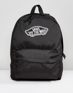 Черный рюкзак Vans - Черный