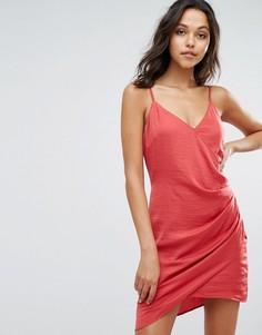Платье мини The Jetset Diaries - Красный