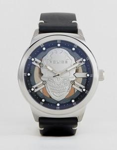 Черные мужские часы Police Predator - Черный