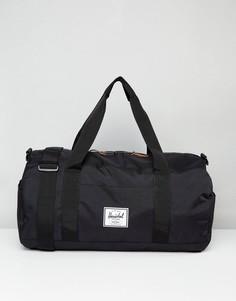 Черная сумка дафл Herschel Supply Co Sutton - Черный
