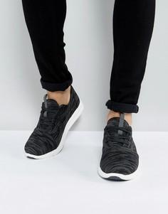 Легкие кроссовки TOMS Del Rey - Черный