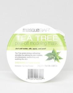 Моделирующая маска для лица с маслом чайного дерева MasqueBAR - Бесцветный
