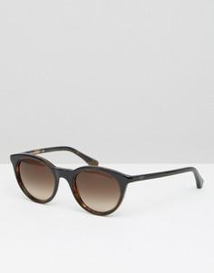 Солнцезащитные очки Emporio Armani - Коричневый