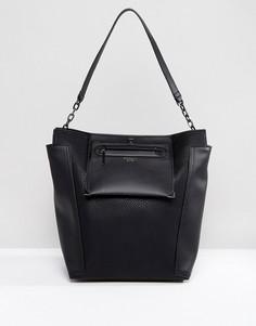 Структурированная сумка на плечо Fiorelli Brunswick - Черный