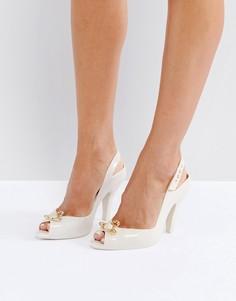 Туфли на каблуке Vivienne Westwood For Melissa - Бежевый
