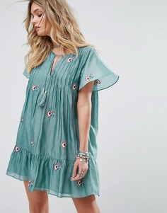 Платье Tularosa Carson - Зеленый