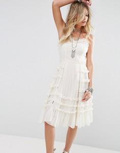 Платье Tularosa Sylvia - Кремовый