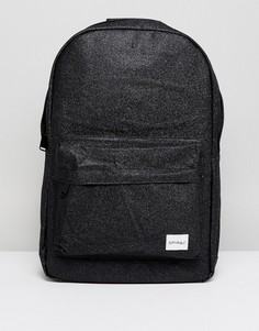Черный рюкзак с блестками Spiral - Черный