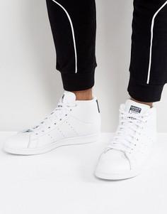 Белые кроссовки adidas Originals Stan Smith BB0070 - Белый