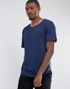 Оверсайз-футболка Esprit - Темно-синий