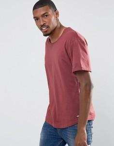 Оверсайз-футболка Esprit - Красный