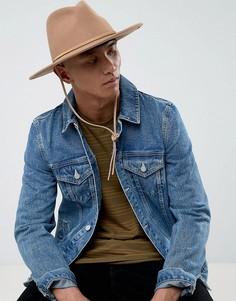 Шляпа Brixton - Светло-серый