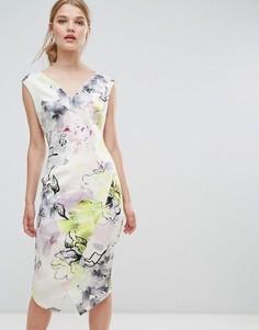 Платье с принтом Coast - Мульти