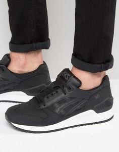 Черные кроссовки Asics Gel-Respector - Черный