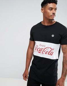 Черная футболка Hype x Coca Cola - Черный