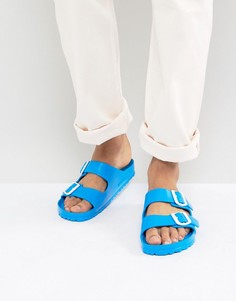 Синие сандалии Birkenstock Arizona Eva - Синий
