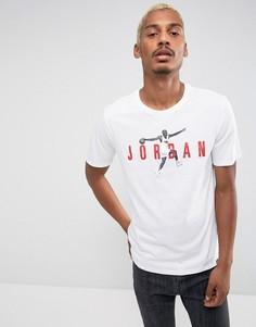 Белая футболка Nike Jordan Modern 2 908436-101 - Белый