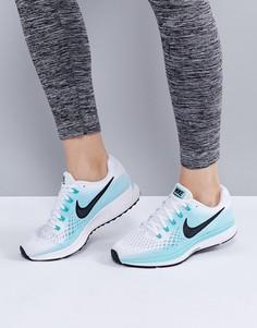 Кроссовки Nike Running Air Zoom Pegasus 34 - Белый