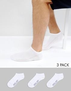 Набор из 3 пар белых спортивных носков Levis - Белый Levis®