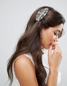 Расческа для волос ASOS BRIDAL - Серебряный