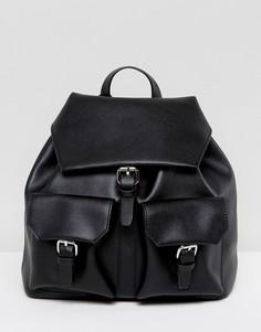 Черный рюкзак с карманами Glamorous - Черный