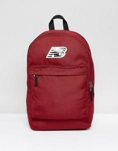 Бордовый рюкзак New Balance Pelham NB500210-641 - Красный