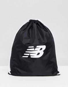 Черный спортивный рюкзак New Balance NB500006-001 - Черный
