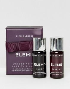 Набор из двух средств Elemis Life Elixirs Clarity & Sleep Wellbeing Duo - Бесцветный