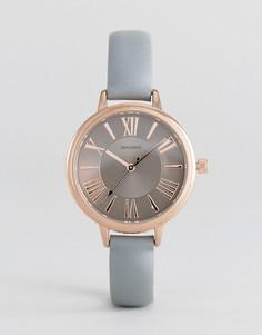 Часы с голубым ремешком из искусственной кожи Sekonda 2356 - Синий