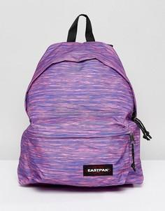 Фиолетовый меланжевый рюкзак Eastpak Pak R - Фиолетовый
