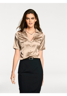 Шелковая блузка PATRIZIA DINI