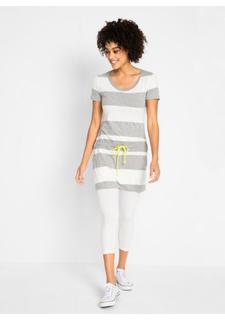Комплект, 2 части: платье + легинсы