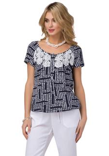 84c929393e2 Купить женские блузки с коротким рукавом рукав реглан в интернет ...