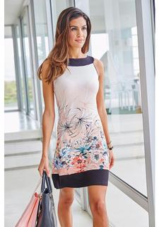 Платье-футляр VIVANCE