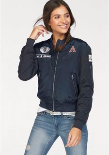 Куртка-бомбер AJC