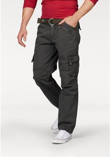 Комплект: брюки карго + ремень Timezone