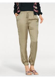 Сатиновые брюки Rick Cardona