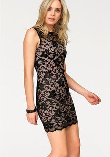 Кружевное платье MELROSE
