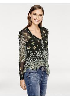 fd180c9d23c Купить женские блузки с длинным рукавом с бантом в интернет-магазине ...