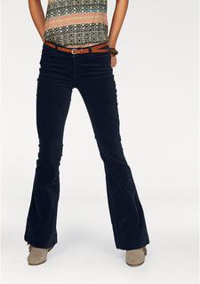 Бархатные брюки AJC