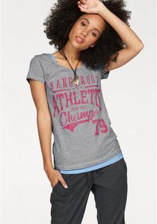 Комплект: топ + футболка Kangaroos