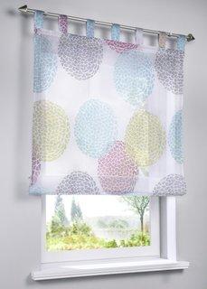 Римская штора Фабио, петли (различные расцветки) Bonprix