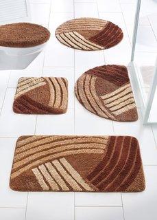 Коврик для ванной Финья (оранжевый) Bonprix