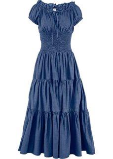 Летнее платье (темно-синий «потертый») Bonprix