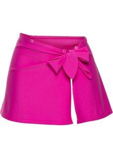 Пристегивающаяся юбка (ярко-розовый) Bonprix