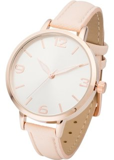 Наручные часы (телесный/розово-золотистый) Bonprix