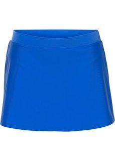 Купальная юбка с плавками (королевский синий) Bonprix