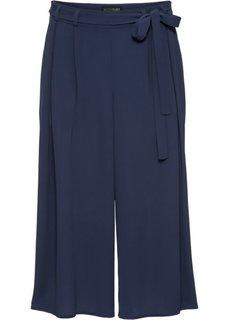 Юбка-шорты (темно-синий) Bonprix