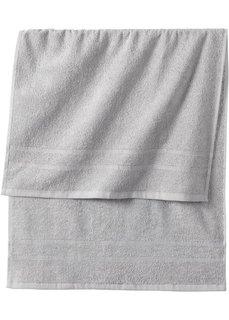 Полотенце для рук Нью Уни Делюкс (серый) Bonprix
